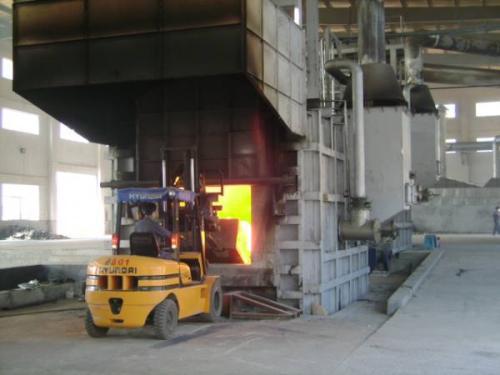 亚博亚洲平台官方反射炉筑炉工程