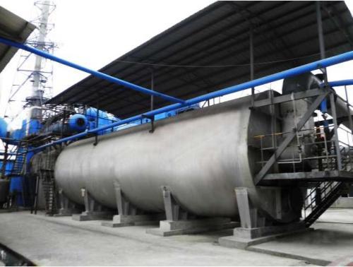 亚博亚洲平台官方焚硫炉筑炉工程